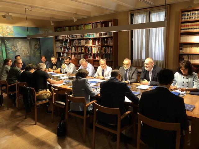 Mesa del Justicia sobre Ocio Nocturno en Zaragoza