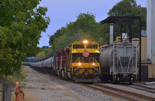 NS Virginian 1069 on CP - 9/28/2018