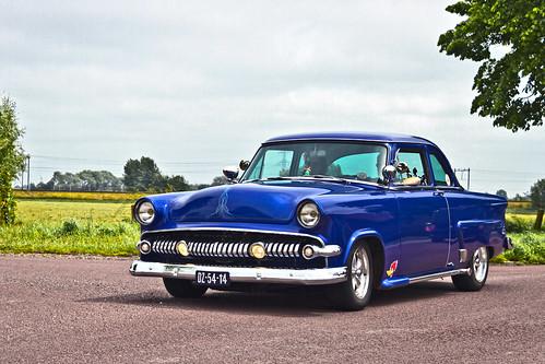 Ford Mainline Business Coupé  1954 (3647)