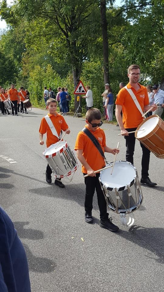 36. Zentralschweizerisches Jungtambouren- und Jungpfeiferfest in Entfelden