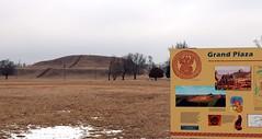 Grand Plaza at Cahokia Mound