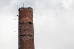Altes Industriegebäude in Köln