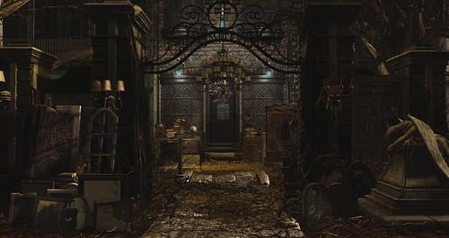 The Antique Shoppe...