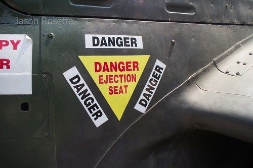 Danger: Ejection Seat (#2)