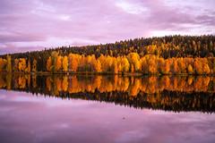 Rovaniemi-early autumn