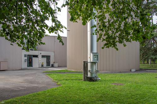 Station d'épuration, Morges