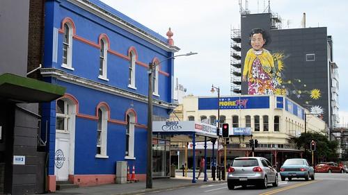 Invercargill Street Art