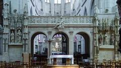 Jubé de l'église Saint-Florentin - Saint-Florentin
