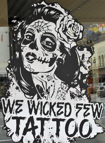 Invercargill - Tattoo Parlour