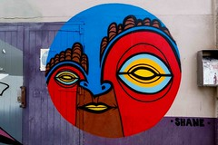 URBAN EXPRESSION AND DEPRESSION JULY 2016 [EXAMPLES OF STREET ART AND GRAFFITI IN CORK CITY]-156624