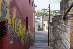 URBAN EXPRESSION AND DEPRESSION JULY 2016 [EXAMPLES OF STREET ART AND GRAFFITI IN CORK CITY]-156637