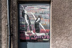 URBAN EXPRESSION AND DEPRESSION JULY 2016 [EXAMPLES OF STREET ART AND GRAFFITI IN CORK CITY]-156635