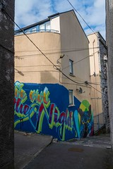 URBAN EXPRESSION AND DEPRESSION JULY 2016 [EXAMPLES OF STREET ART AND GRAFFITI IN CORK CITY]-156641