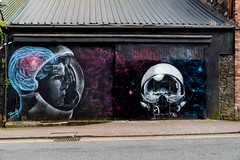 URBAN EXPRESSION AND DEPRESSION JULY 2016 [EXAMPLES OF STREET ART AND GRAFFITI IN CORK CITY]-156647