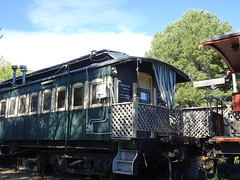 Train Balcony