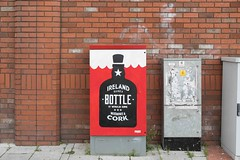 URBAN EXPRESSION AND DEPRESSION JULY 2016 [EXAMPLES OF STREET ART AND GRAFFITI IN CORK CITY]-156617