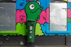 URBAN EXPRESSION AND DEPRESSION JULY 2016 [EXAMPLES OF STREET ART AND GRAFFITI IN CORK CITY]-156643