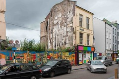 URBAN EXPRESSION AND DEPRESSION JULY 2016 [EXAMPLES OF STREET ART AND GRAFFITI IN CORK CITY]-156619
