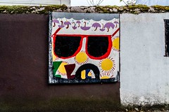 URBAN EXPRESSION AND DEPRESSION JULY 2016 [EXAMPLES OF STREET ART AND GRAFFITI IN CORK CITY]-156622