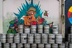 URBAN EXPRESSION AND DEPRESSION JULY 2016 [EXAMPLES OF STREET ART AND GRAFFITI IN CORK CITY]-156627