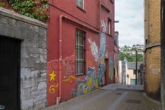 URBAN EXPRESSION AND DEPRESSION JULY 2016 [EXAMPLES OF STREET ART AND GRAFFITI IN CORK CITY]-156636