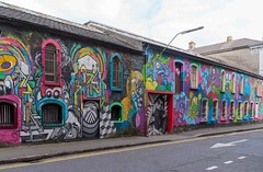 URBAN EXPRESSION AND DEPRESSION JULY 2016 [EXAMPLES OF STREET ART AND GRAFFITI IN CORK CITY]-156644