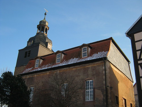 Hamma: Sankt Trinitatis Kirche