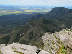 Views of Mountains and Hinterland - Bluff Knoll, Stirling Ranges, Western Australia