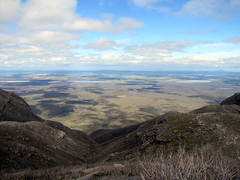 Views South from Clifftop Track - Bluff Knoll, Stirling Ranges, Western Australia