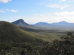 Western Stirlings Views - Bluff Knoll, Stirling Ranges, Western Australia