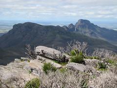 Views of Ellen Peak - Bluff Knoll, Stirling Ranges, Western Australia