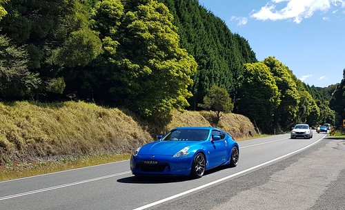 Nissan 370 Macquarie Pass Mt Murray NSW