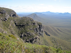 Views from Upper Trail - Bluff Knoll, Stirling Ranges, Western Australia
