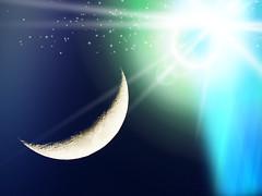 Mond Kunst