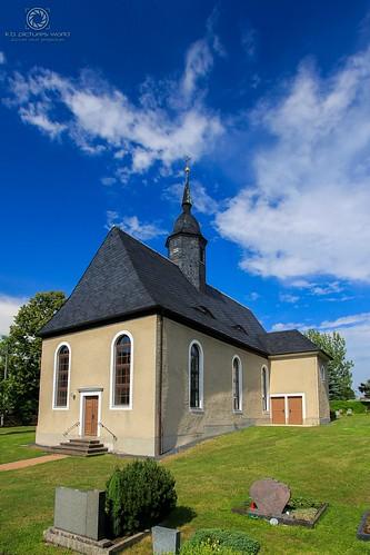 Unsere kleine Dorfkirche