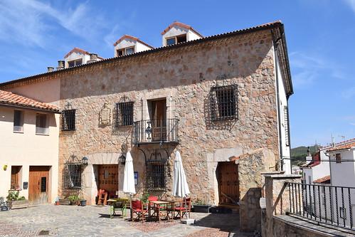 Casa de los Condes de Clavijo (Checa)