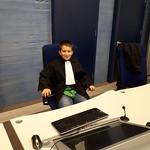 28-09-2019; Welpen Open Dag rechtbank