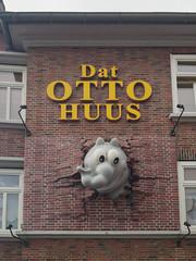 Das Otto Haus Museum in Emden, Germany