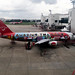 Amazing Thailand Aeroplane At Don Mueang Airport