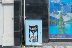 URBAN EXPRESSION AND DEPRESSION JULY 2016 [EXAMPLES OF STREET ART AND GRAFFITI IN CORK CITY]-156658