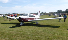 Piper Archer (G-BOMU)