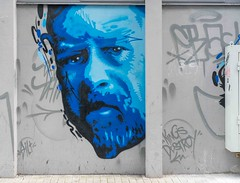 URBAN EXPRESSION AND DEPRESSION JULY 2016 [EXAMPLES OF STREET ART AND GRAFFITI IN CORK CITY]-156656
