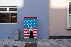 URBAN EXPRESSION AND DEPRESSION JULY 2016 [EXAMPLES OF STREET ART AND GRAFFITI IN CORK CITY]-156659