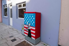 URBAN EXPRESSION AND DEPRESSION JULY 2016 [EXAMPLES OF STREET ART AND GRAFFITI IN CORK CITY]-156660