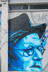 URBAN EXPRESSION AND DEPRESSION JULY 2016 [EXAMPLES OF STREET ART AND GRAFFITI IN CORK CITY]-156652