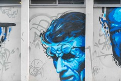 URBAN EXPRESSION AND DEPRESSION JULY 2016 [EXAMPLES OF STREET ART AND GRAFFITI IN CORK CITY]-156655