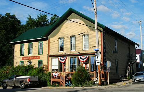 Former Star Theatre - Argyle, Wisconsin