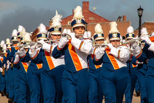 University of Wisconsin Platteville Marching Pioneers