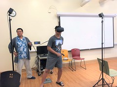Friday Fun Virtual Reality and Washi Tape Picture Frames at Tully Sept 27 2019 (1)
