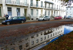 Mind the puddle...